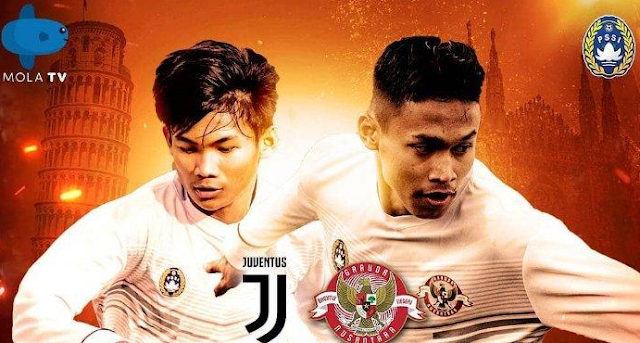 Menikmati streaming Juventus U-17 vs Garuda Select gratis di Mola TV