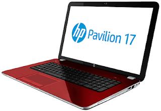 HP Pavilion 17-e075nr