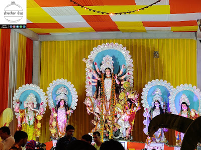 durga puja celebration in jaipur