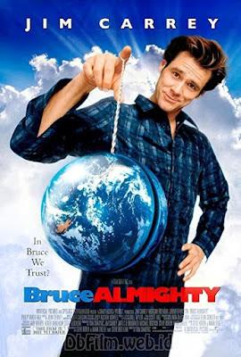 Sinopsis film Bruce Almighty (2003)