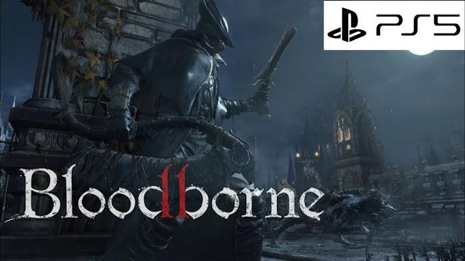 SONY puede estar trabajando en una remasterización de Bloodborne para PC y PS5
