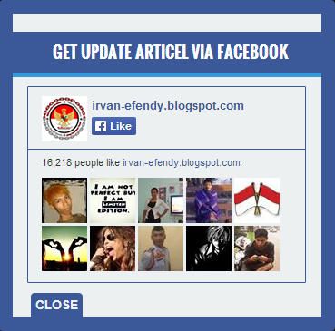 Pop Up Facebook Like Box With Lightbox Effect