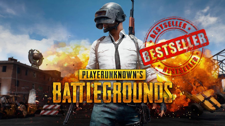 pubg best selling video game