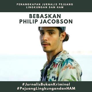 Mongabay editor arrested in Indonesia