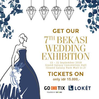 7th Bekasi Wedding Exhibiton