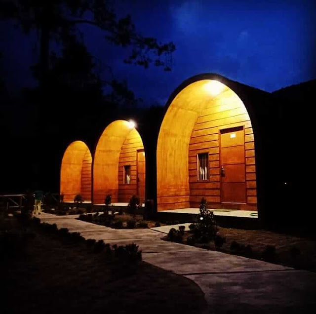resort dan glamping the lawu park