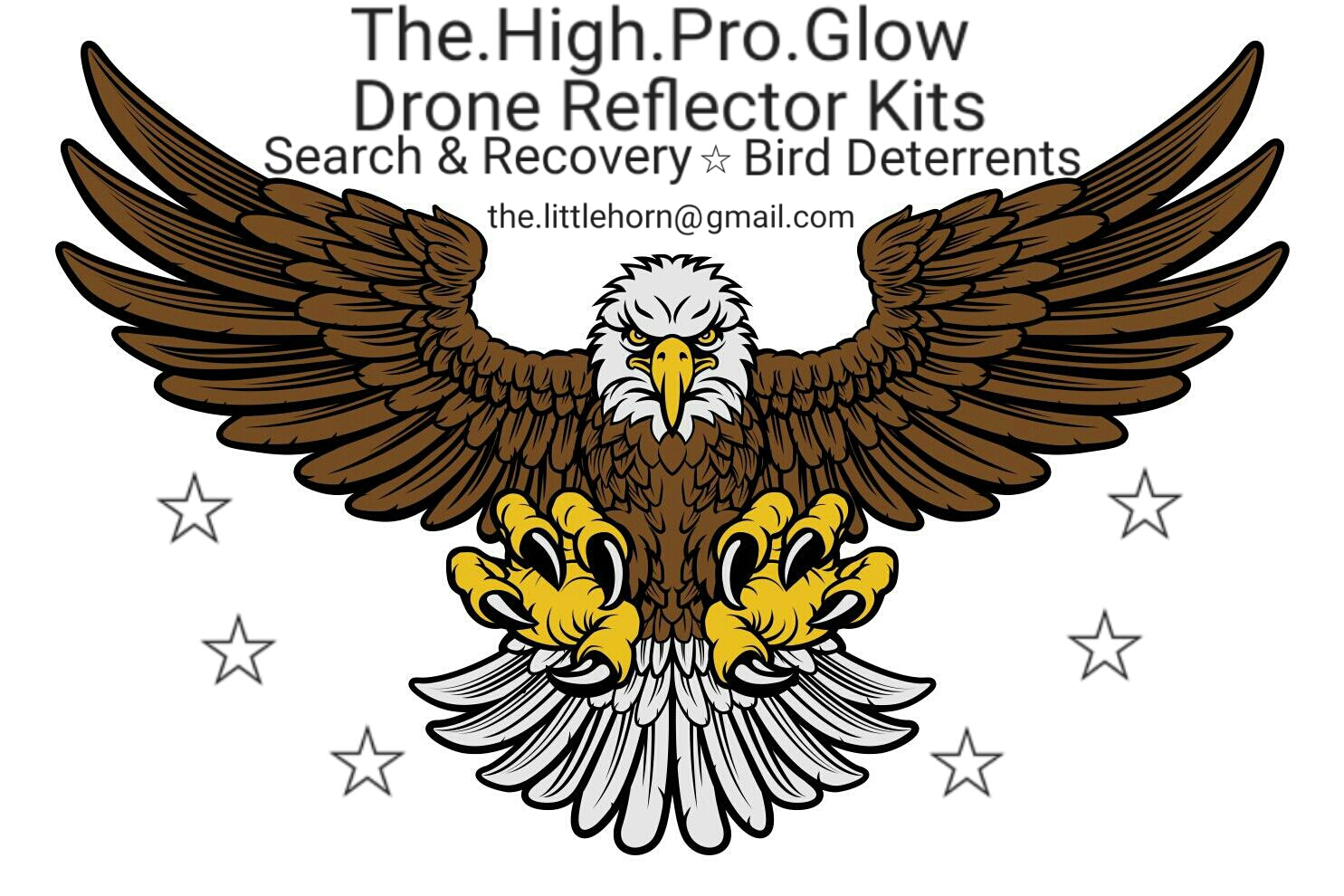 The High Pro Glow: Drone Search & Recovery Solution!