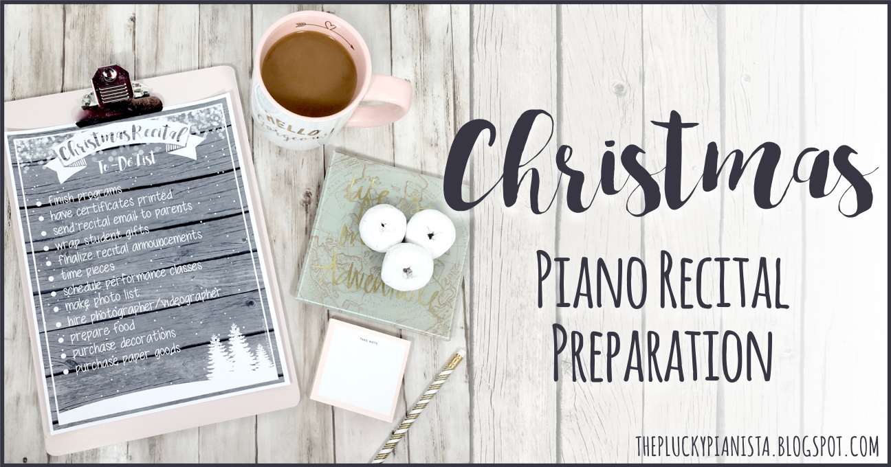 Christmas piano recital preparation cant find substitution my piano students are having a christmas recital in november i know thats so early but you know how it is when the holiday events start filing up the pronofoot35fo Image collections