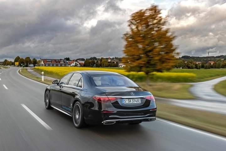 """""""  الجفالي """" تنهي استعداداتها  لاستقبال سيارة S-Class الجديدة من مرسيدس-بنز"""