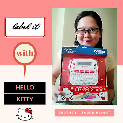 Label It With Hello Kitty