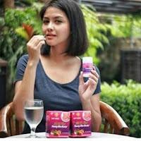 Obat Pelangsing Ala Artis Revalina S. Temat Sinensa Beauty Slim Herbal BPOM Original – Pelangsing Herbal BPOM