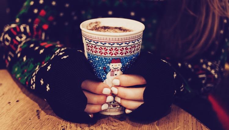 christmas costa coffee