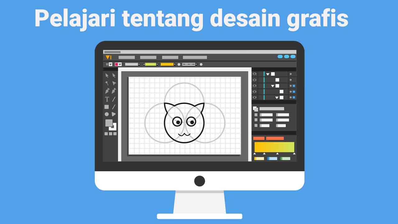 Pengertian desain grafis adalah