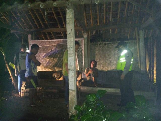 Berkeliaran di Desa Bawa Sabit, Pria Tanpa Identitas Ini Diamankan Polisi Padamara