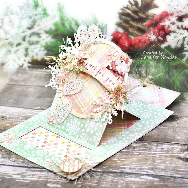 christmas slider Card