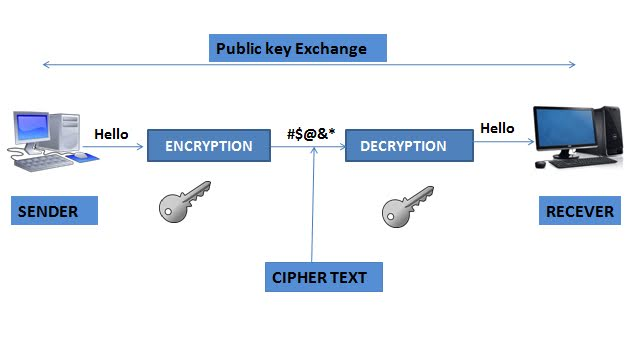 What is Cryptography and types?
