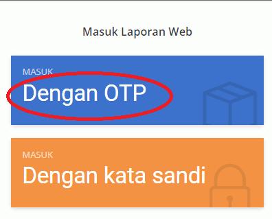 Login Dengan OTP