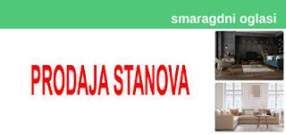 *- PRODAJA STANOVA SMARAGDNI OGLASI - 1c.