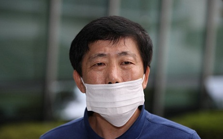 Pemimpin Anti-NK Didakwa Atas Dugaan Penyerangan Terhadap Jurnalis