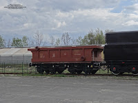 Wagon piaskowy typu 401Vc, Kopalnia Piasku Kotlarnia