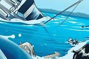 Perahu Nelayan Asal Desa Lobuk Sumenep Dikabarkan Tenggelam, Penumpang Dan ABK Dilaporkan Hilang