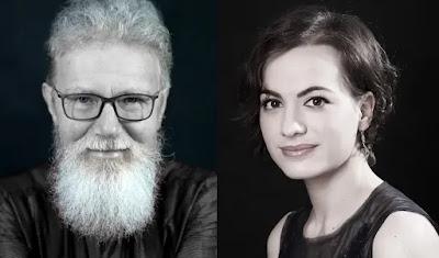 Robert Hugill & Maria Canyigueral