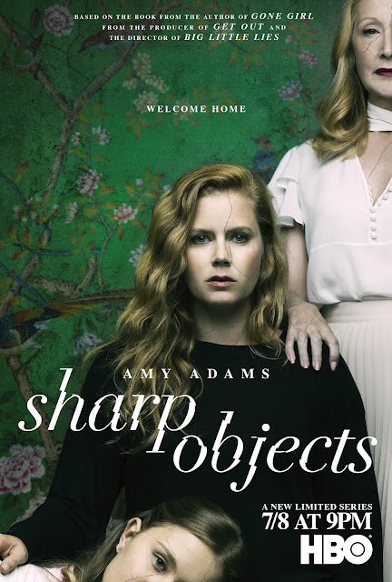 Sharp Objects (2018-) ταινιες online seires oipeirates greek subs