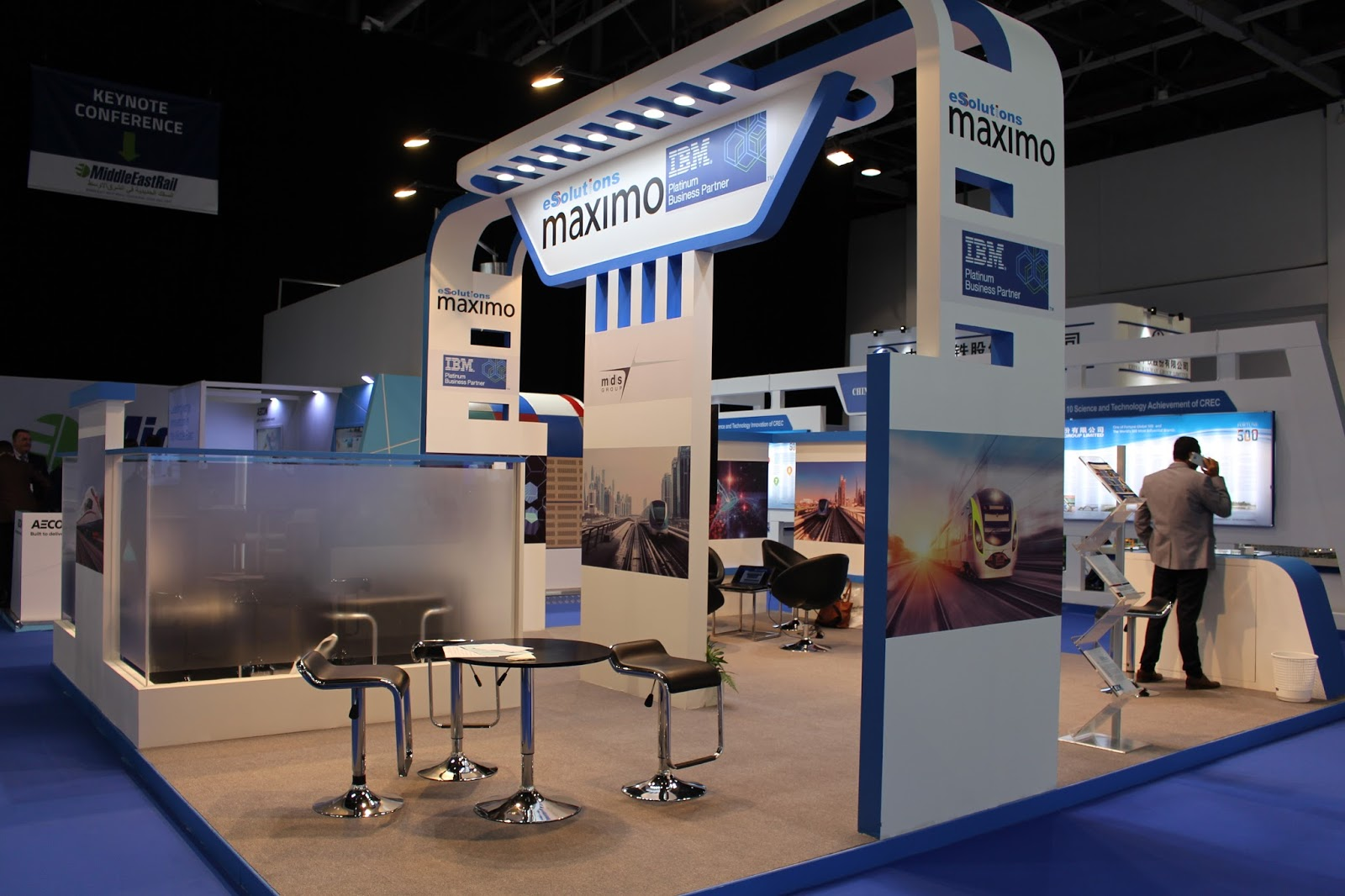 Exhibition Stand Builders Bahrain : Professional qualified exhibition stand builders dubai
