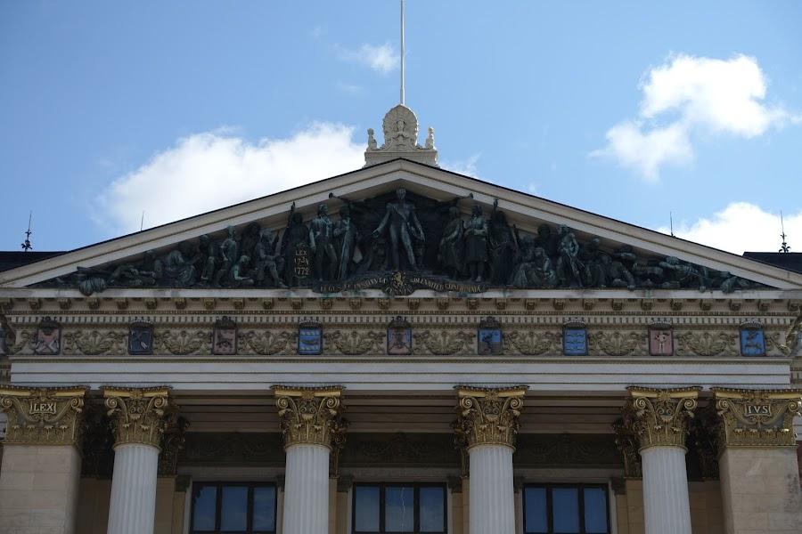 ヘルシンキ議員ホール(säätytalo