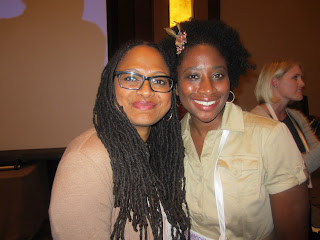 Ava Duvernay and Jenee Darden