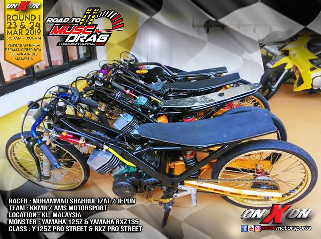 Motor-motor Drag Racing MUSC