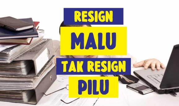 contoh surat pengunduran diri kerja yang baik dan sopan