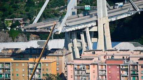 Készítik a Morandi híd romjainak felrobbantását