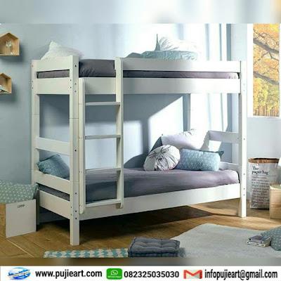 Tempat tidur tingkat murah kota jepara
