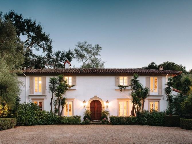 Montecito Lifestyle Spanish Colonial Style Santa Barbara