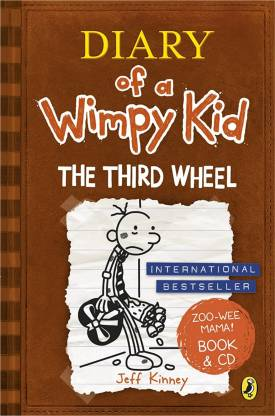 The Third Wheel: Diary of a Wimpy Kid 7