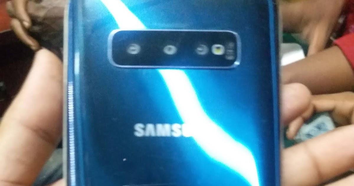 Samsung Clone S10 Plus Hang Logo Lcd Fixed Firmware Flash
