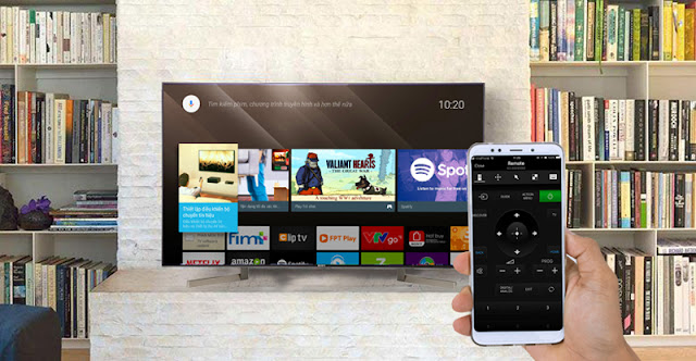 Android Tivi Sony 49 inch KD-49X9000F