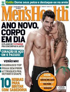 Revista Men´s Health Janeiro 2012 Ed. 69