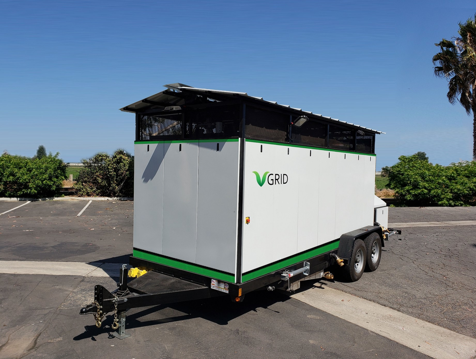 VGRID Energy Systems Finds Solution to Make Bitcoin Mining Go Green