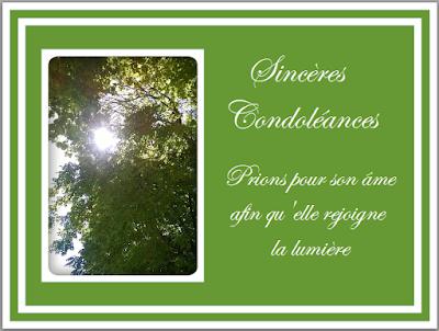 Texte De Condoléance Gratuit