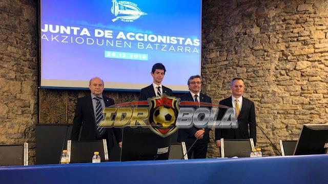 IDRBOLA - Alavés merayakan Rapat Pemegang Sahamnya dengan surplus