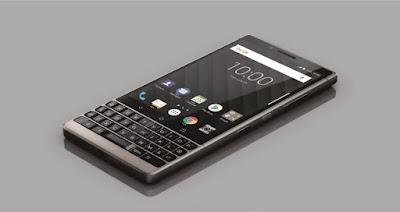 Blackberry Merilis Smartphone 5G, Bangkit Tidak Terkalahkan