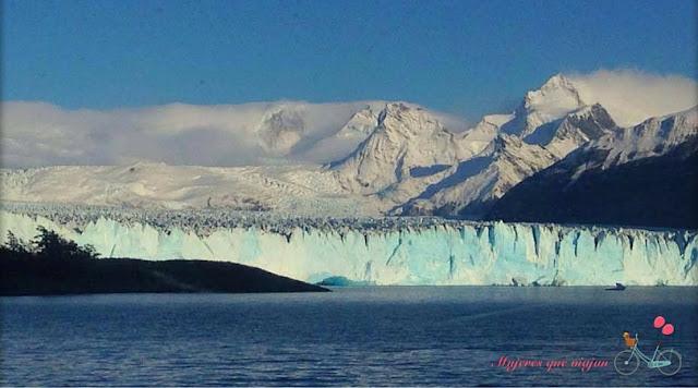 Glaciar Petiro Moreno, Argentina