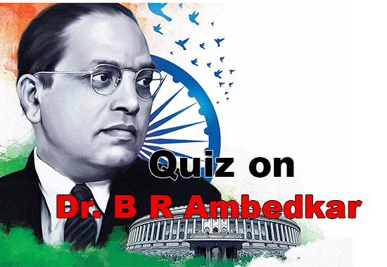 Ambedkar Quiz