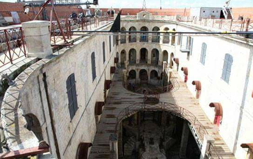 قلعة بويار من الداخل