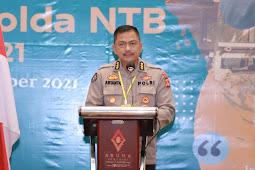 Kabid Humas Polda NTB: Manajemen Media Adalah Roh Fungsi Humas