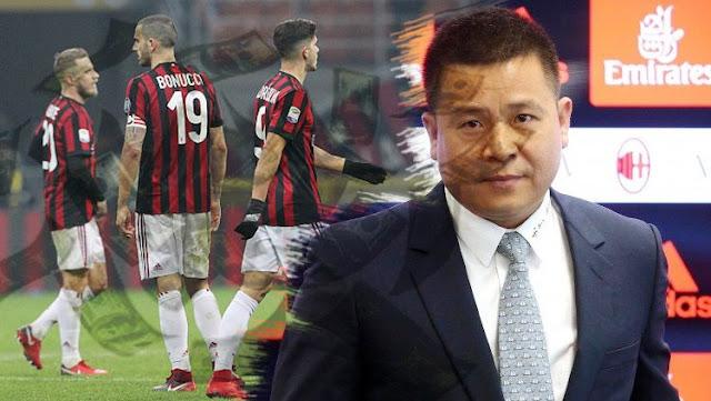 Presiden AC Milan Pilih Bitcoin untuk Mengatur Keuangan Klub
