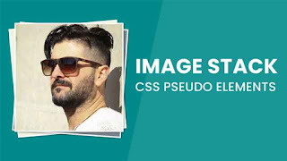 Image Stack Effect using CSS Pseudo Elements