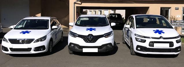 Ambulances Courses toutes distances Romainville